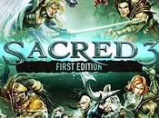 Sacred dévoile dans premier trailer gameplay