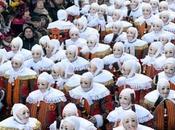 d'expatriée Carnaval pour chasser l'Hiver