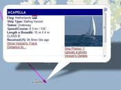 Marinetraffic.com, position bateaux temps reel