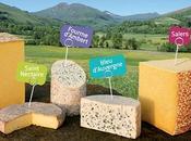 re-découverte fromages d'Auvergne avec recette printemps.