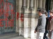 profanation Sacré-Coeur Montmartre geste bien regrettable »...