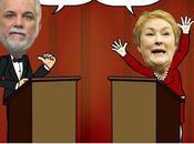 ÉLECTIONS QUÉBEC 2014 débat dernière chance...