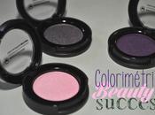 [Make-up] fards Beauty Success Wet&Dry, choisis juste pour