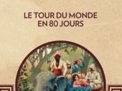 tour Monde jours. Jules Verne