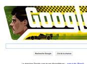 Google Brésil rend hommage Senna