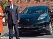 Bhoutan Nissan signe pour tout électrique