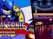 [ROM Hack] Metal Sonic Hyperdrive Sega Megadrive