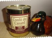 Gratin canard confit