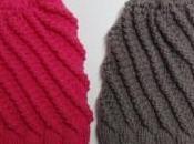Bonnets tricot