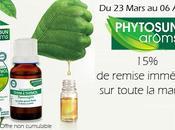 huiles essentielles Phytosun actuellement promo Universpara