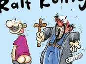 Expo Ralf König- Paul versus Paulus- musée caricature Francfort