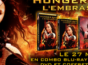 Hunger Games l'Embrasement vidéo mars 2014