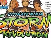 personnages l'Akatsuki Naruto Shippuden Ultimate Ninja Storm Revolution dévoilent