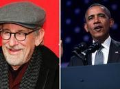 Spielberg honorer Obama
