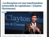 modèle disruptif dans économie expériencielle… vous avez heures.