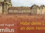 Habe deine Lust Motets Gottfried August Homilius sirventes Berlin