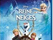 Reine Neiges Blu-ray