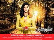 """Comeback Sheryfa Luna revient avec """"Comme d'Habitude"""""""