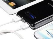 RAVPower 10400mAh: batterie secours super haute capacité pour iPad