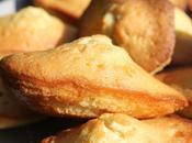 madeleines citron selon Christophe Michalak