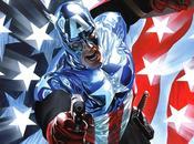 Marvel deluxe captain america reve mort