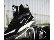 Ewing Center Retro Black White