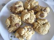 Cookies amandes pépites chocolat