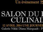 Salon Blog culinaire, journée Paris