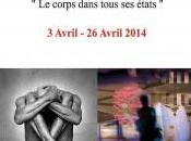 Exposition corps dans tout états Louis BLANC Alain VAISSIÈRE L'espace d'Art Carmes Contemporain Pamiers