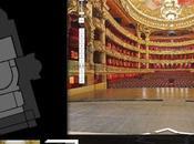 L'Opéra Garnier mode Street View, Gigapixels bonus