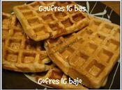 Gaufres pancakes)
