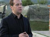 ALERTE INFO. Russie (Crimée): Dmitri Medvedev arrivé soir Simferopol