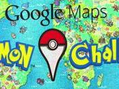 Google Maps Pokémon, comment l'activer
