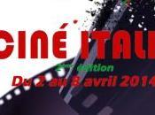 Samedi avril 2014, trois avant-premières Ciné-Ecully, dans cadre Ciné-Italia