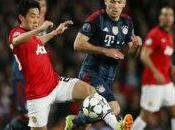 LdC-vidéo Manchester United tient tête Bayern