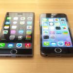 iPhone production écrans pour début
