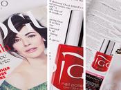 Magazine Vogue vernis Indigo Nails nouvelle star fashionistas