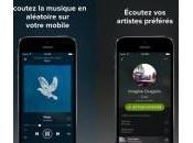 Spotify fait peau neuve avant lancement d'iTunes Radio