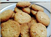 Biscuits noisette Toblerone blanc
