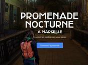 Promenade nocturne Marseille