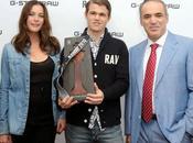 Magnus Carlsen interviewé Monde
