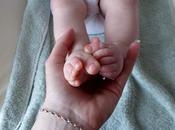 Notre petit rituel soir massage bébé