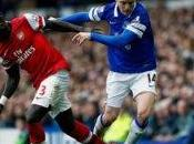 Premier League Everton corrige Arsenal