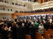 LUCERNE FESTIVAL PÂQUES 2014 MÉMOIRE CLAUDIO ABBADO: AVRIL 2014, ORCHESTRA (SCHUBERT) dirigé Andris NELSONS (BERG-MAHLER) avec Isabelle FAUST