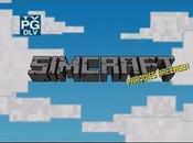 générique Simpson façon Minecraft