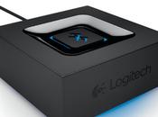 Logitech lance adaptateur Bluetooth pour tous systèmes audio