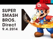 Super Smash Bros. Direct, c'est minuit