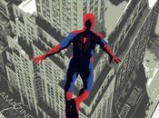 poster IMAX Amazing Spider-Man