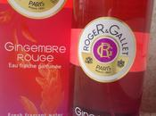 Gingembre Rouge fragrance solaire estivale, Roger Gallet