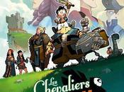 Chronique Chevaliers Chouette Tome